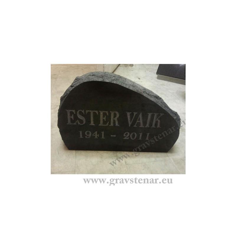 Gravering gravstein pris
