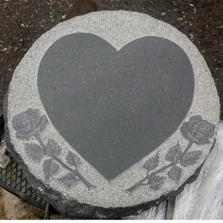 gravsteiner hjerte 39